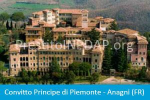 INPDAP Convitto Principe di Piemonte di Anagni (Frosinone)