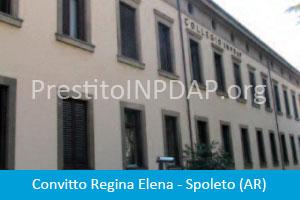INPDAP Convitto Regina Elena Sansepolcro (Arezzo)