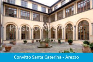 INPDAP Convitto Santa Caterina Arezzo