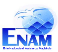 logo ENAM Ente Nazionale Assistenza Magistrale