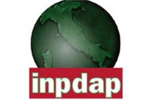 logo INPDAP Istituto Nazionale Previdenza Assistenza Dipendenti Amministrazione Pubblica