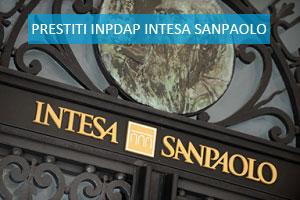 Prestiti INPDAP Intesa San Paolo