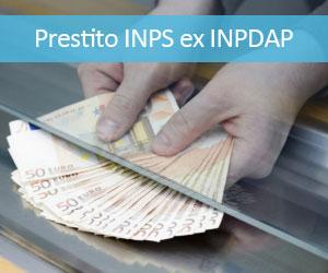 Prestito INPS ex INPDAP come funziona